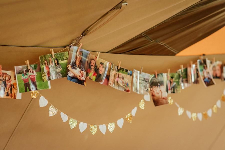 Josie and Joe's amazing summer tipi wedding, image credit Benjamin Wetherall Photography (50)