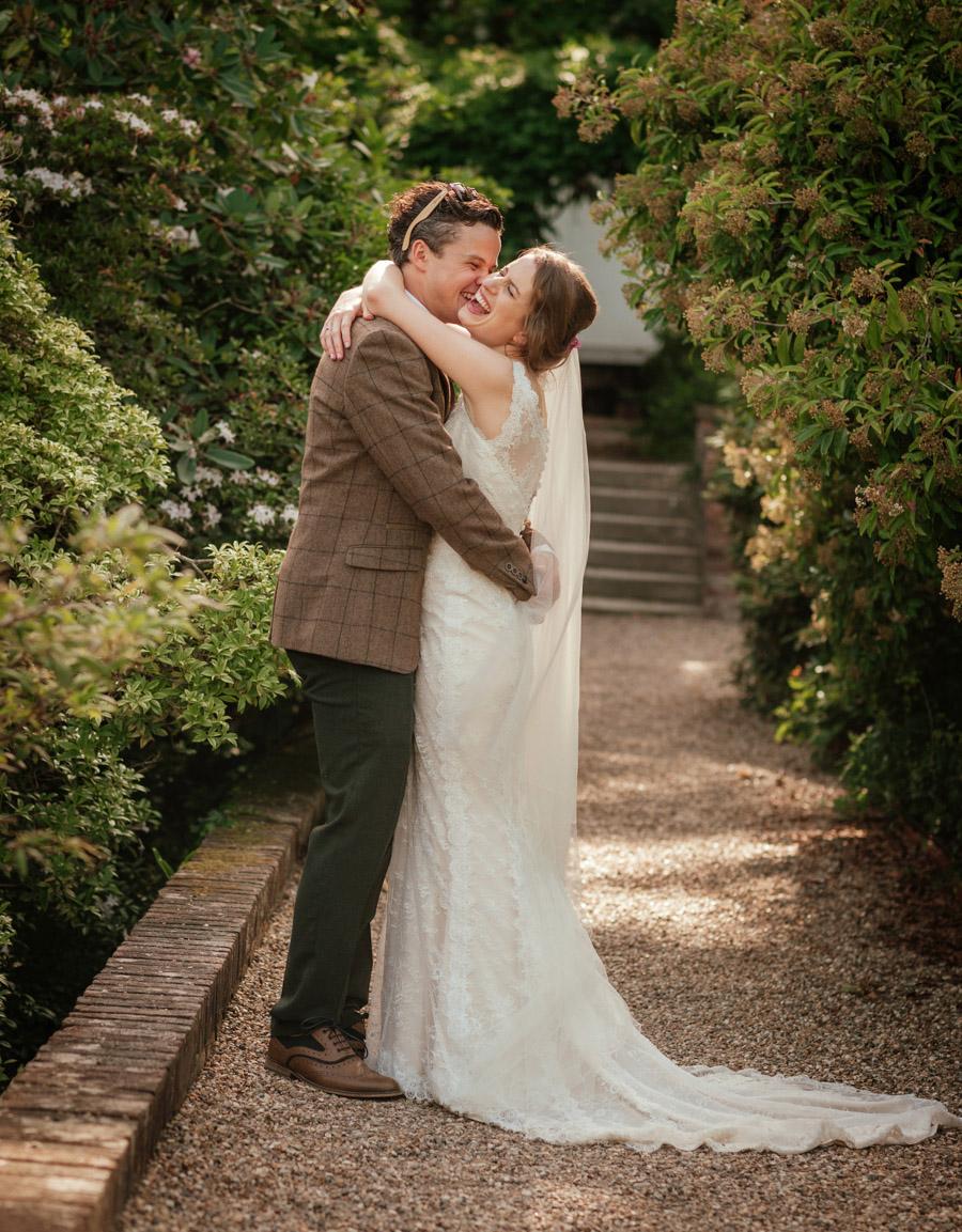 Josie and Joe's amazing summer tipi wedding, image credit Benjamin Wetherall Photography (53)