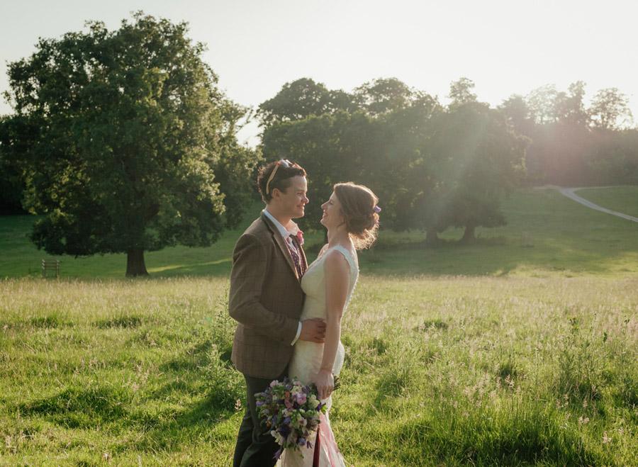 Josie and Joe's amazing summer tipi wedding, image credit Benjamin Wetherall Photography (60)