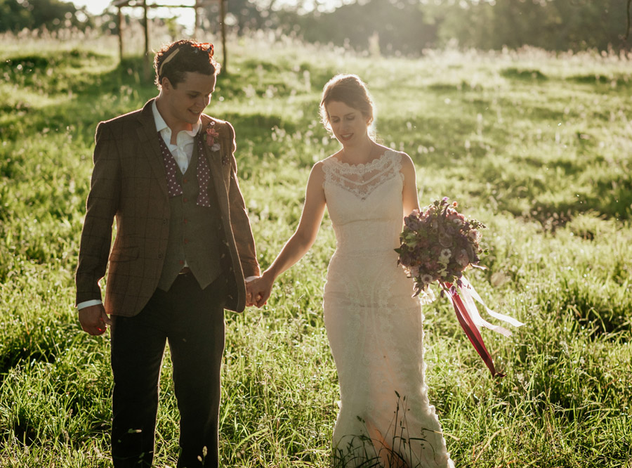 Josie and Joe's amazing summer tipi wedding, image credit Benjamin Wetherall Photography (62)