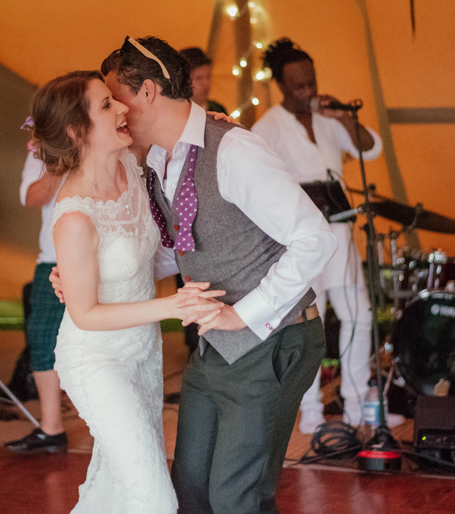 Josie and Joe's amazing summer tipi wedding, image credit Benjamin Wetherall Photography (65)