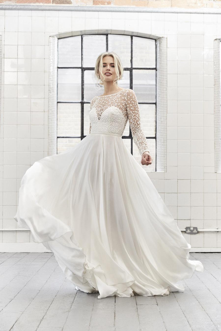 Sassi Holford 2020 wedding dresses UK (14)