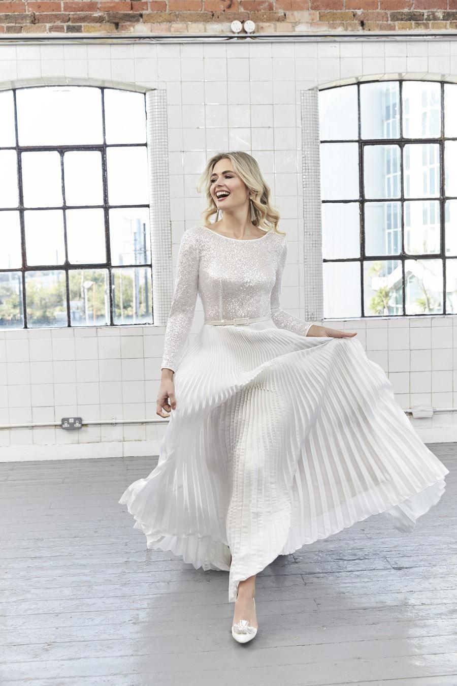 Sassi Holford 2020 wedding dresses UK (13)
