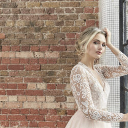 For all 2020 brides – showcasing Sassi Holford's Enamour Collection