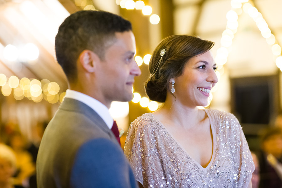 A Jenny Packham bride at The Plough at Leigh, with Terence Joseph Photography (9)