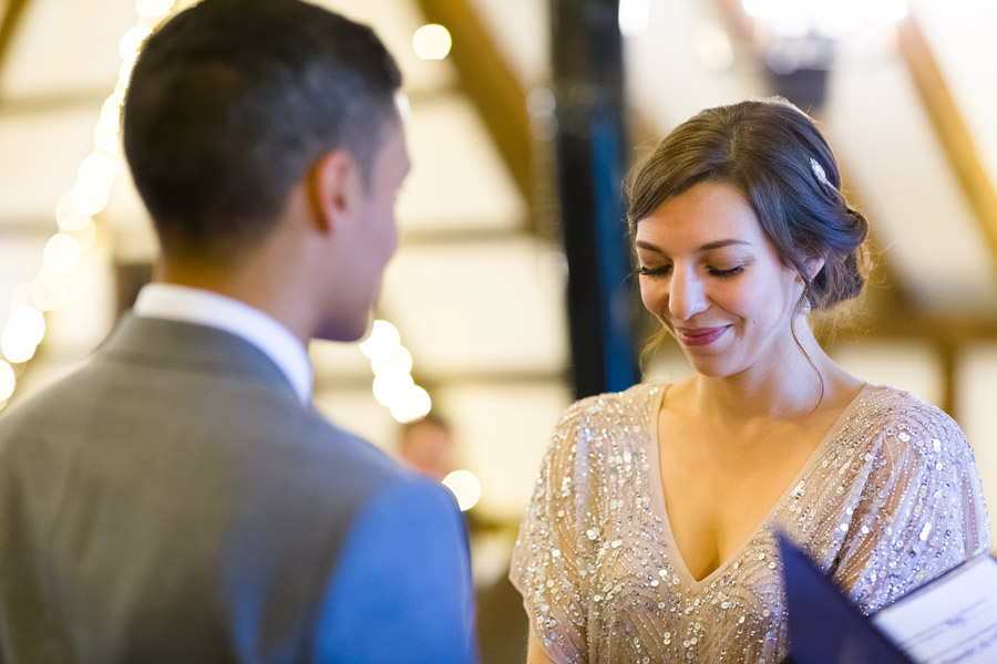 A Jenny Packham bride at The Plough at Leigh, with Terence Joseph Photography (12)