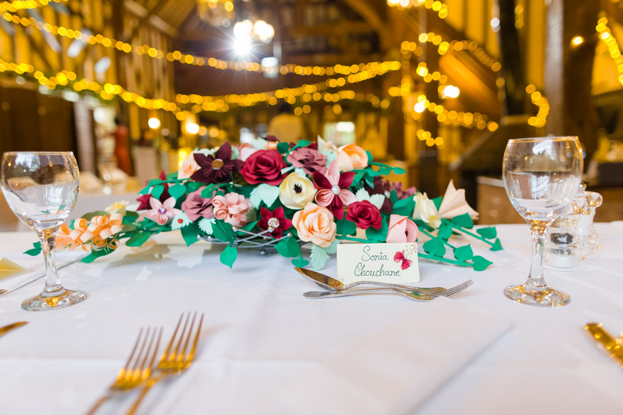 A Jenny Packham bride at The Plough at Leigh, with Terence Joseph Photography (1)