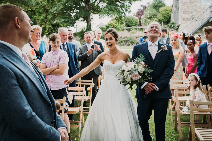 Real wedding at the Green, Cornwall - photography credit Alexa Poppe (20)