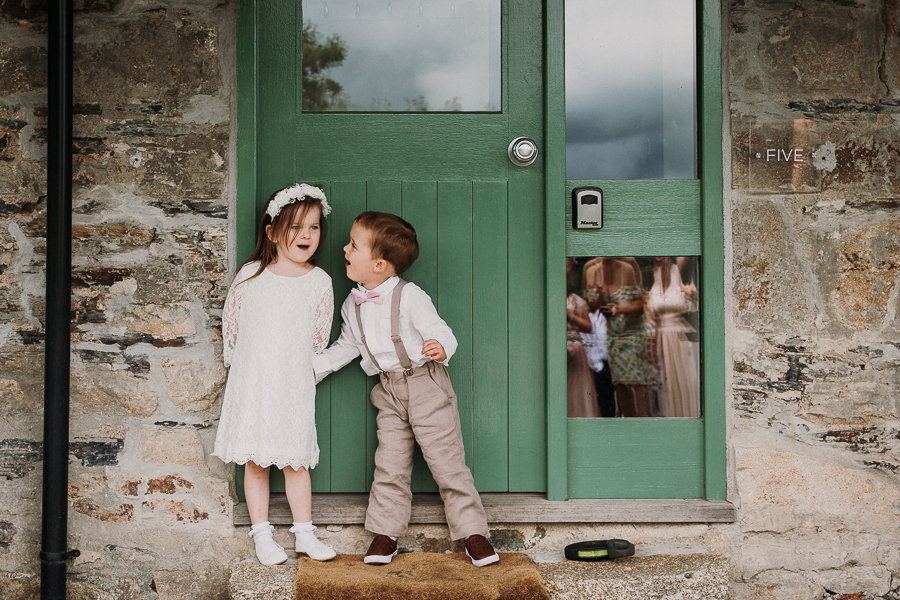 Real wedding at the Green, Cornwall - photography credit Alexa Poppe (29)