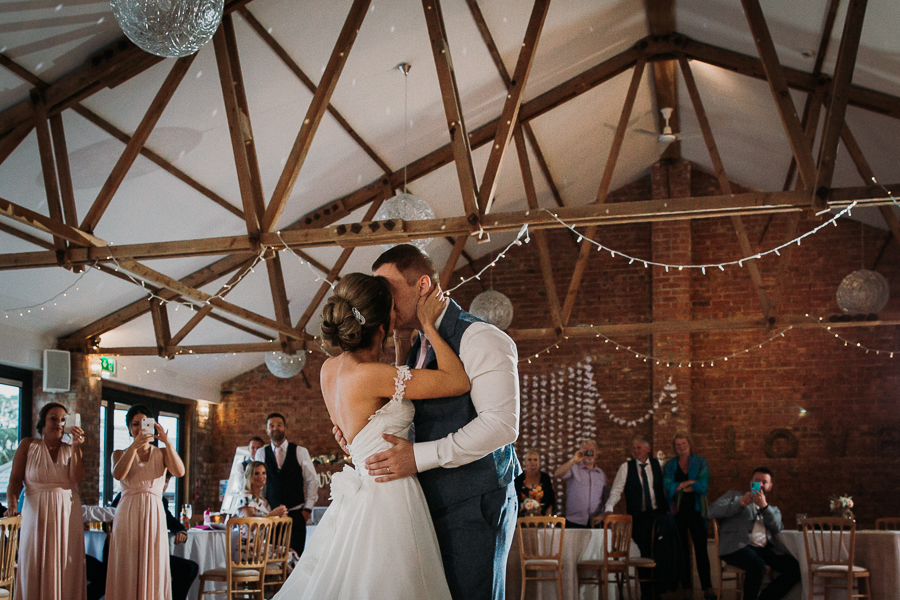 Real wedding at the Green, Cornwall - photography credit Alexa Poppe (45)