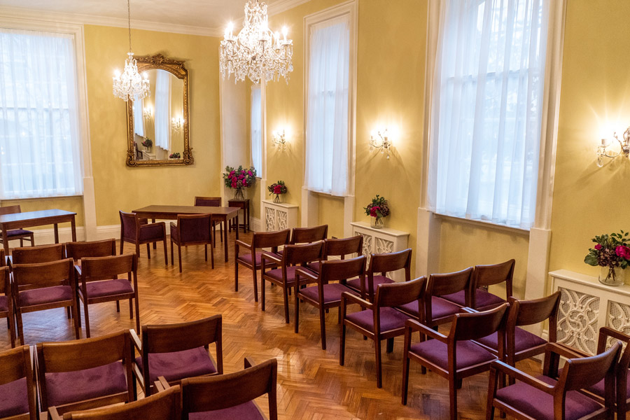 Chelsea Old Town Hall - your dream ceremony room, introduced by A Touch of Nevaeh (9)