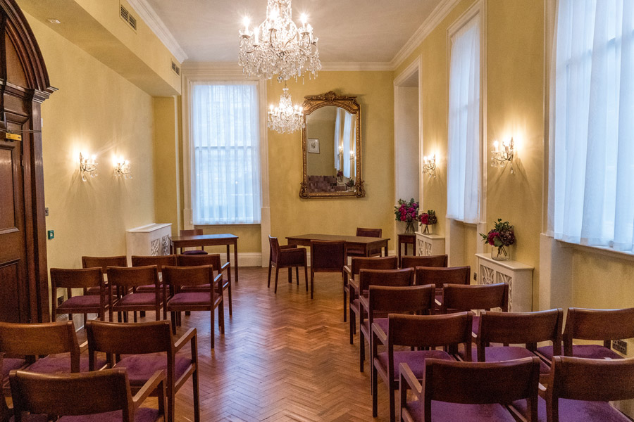 Chelsea Old Town Hall - your dream ceremony room, introduced by A Touch of Nevaeh (10)