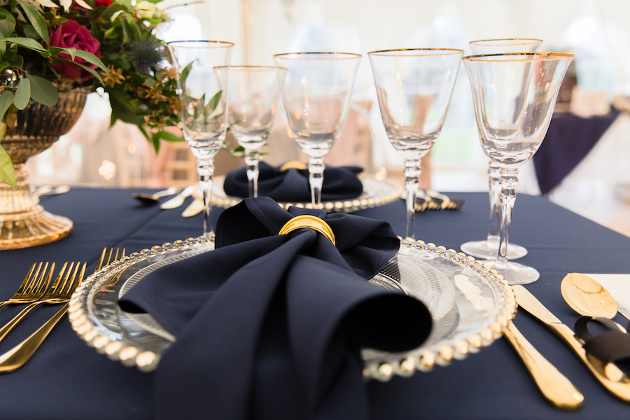 Midnight - dark blue and bold decadence from Glemham Hall, image credit Ayshea Goldberg Photography (4)