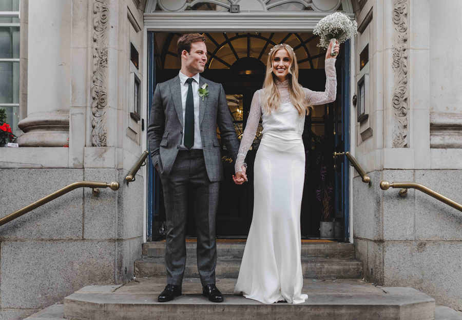 Jessica & Rhys's classical summer wedding at Chelsea Old Town Hall, with Emis Weddings (33)
