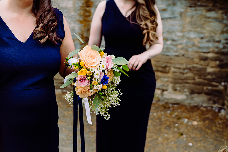 Laura & Jonno's breathtaking Caswell House wedding, with Elliot W Patching Photography (8)