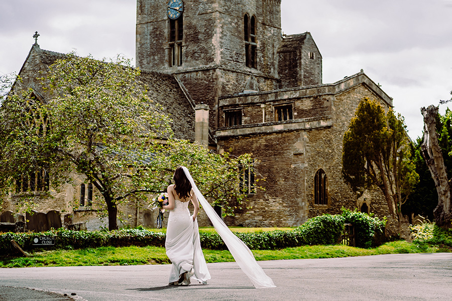 Laura & Jonno's breathtaking Caswell House wedding, with Elliot W Patching Photography (18)
