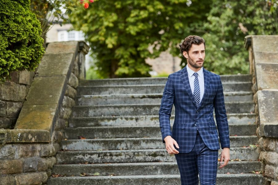 UK wedding suits from Suit Direct
