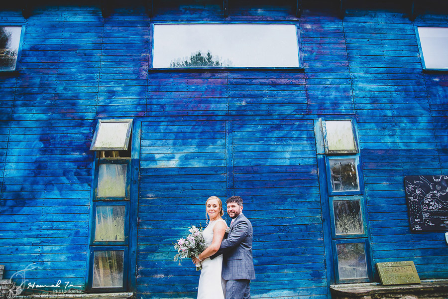 Laura & Oliver's epic Coed Hills wedding, with Hannah Timm Photography (2)