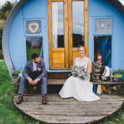 Laura & Oliver's epic Coed Hills wedding, with Hannah Timm Photography