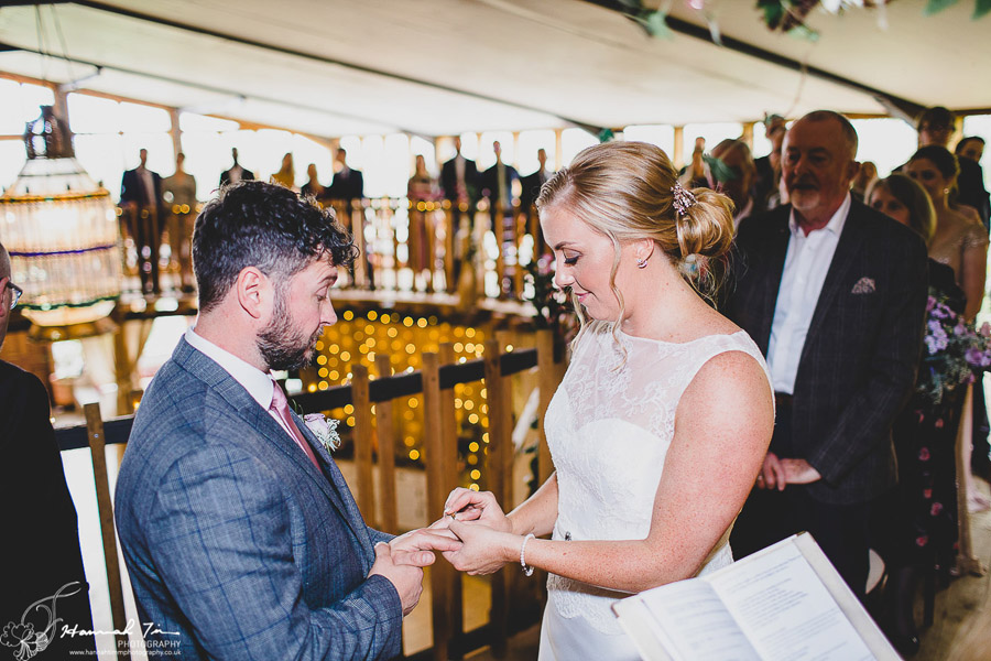 Laura & Oliver's epic Coed Hills wedding, with Hannah Timm Photography (20)