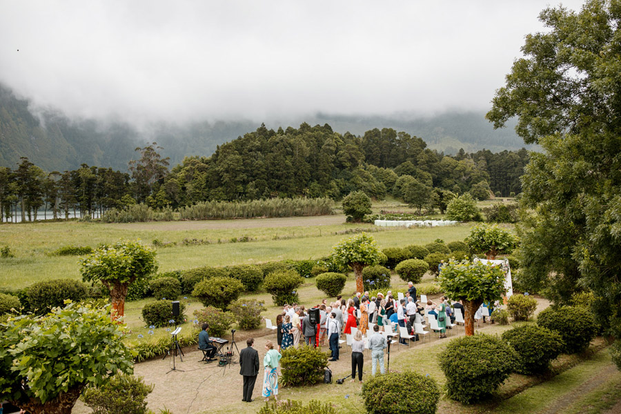 Mila & Paul's beautiful - if rainy - Azores wedding, with Damion Mower Photography (26)