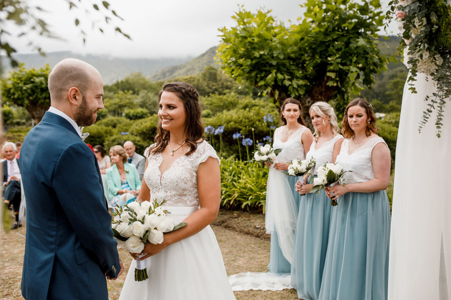 Mila & Paul's beautiful - if rainy - Azores wedding, with Damion Mower Photography (28)