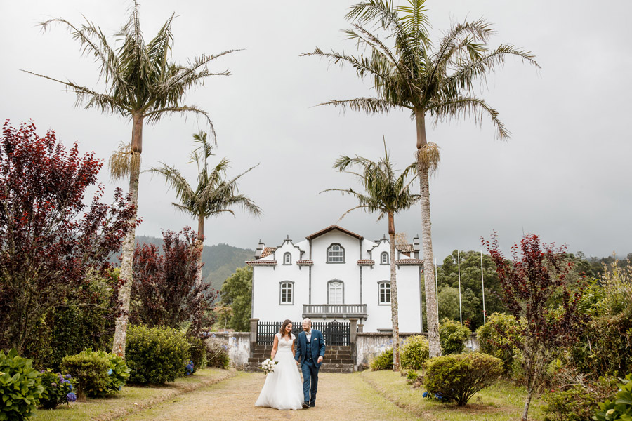 Mila & Paul's beautiful - if rainy - Azores wedding, with Damion Mower Photography (35)
