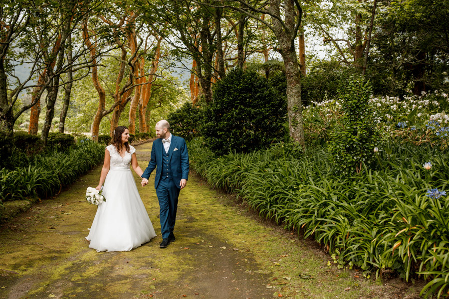 Mila & Paul's beautiful - if rainy - Azores wedding, with Damion Mower Photography (36)