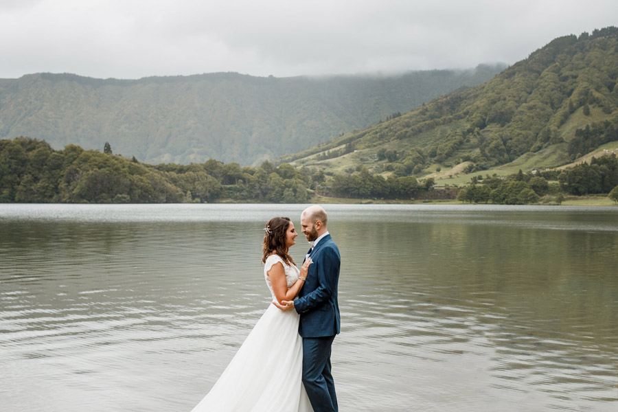Mila & Paul's beautiful - if rainy - Azores wedding, with Damion Mower Photography (37)