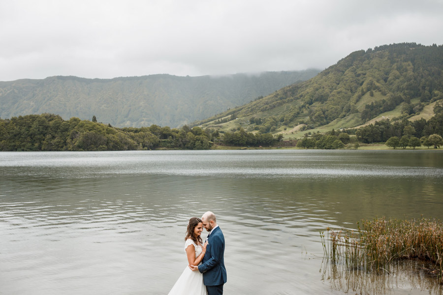 Mila & Paul's beautiful - if rainy - Azores wedding, with Damion Mower Photography (38)