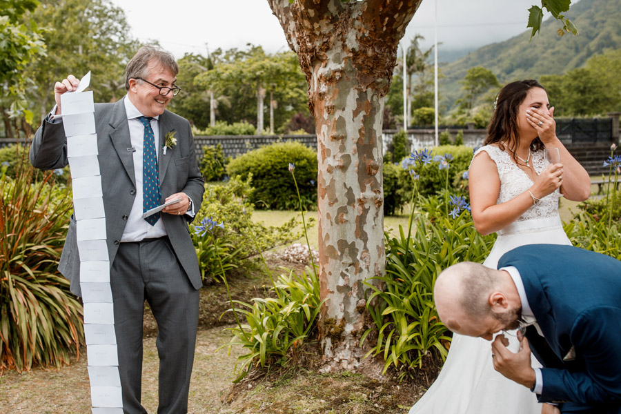 Mila & Paul's beautiful - if rainy - Azores wedding, with Damion Mower Photography (41)