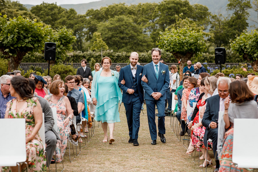 Mila & Paul's beautiful - if rainy - Azores wedding, with Damion Mower Photography (49)