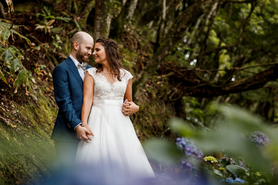 Mila & Paul's beautiful - if rainy - Azores wedding, with Damion Mower Photography (58)