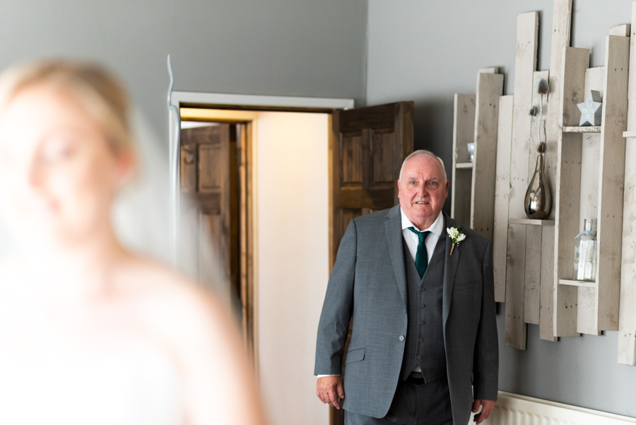 Green and gold for Rebecca & David's Dodmoor House (Daventry) wedding, with Pudding & Plum Photography (19)