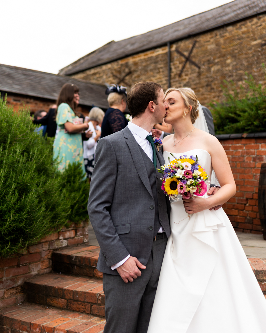 Green and gold for Rebecca & David's Dodmoor House (Daventry) wedding, with Pudding & Plum Photography (22)