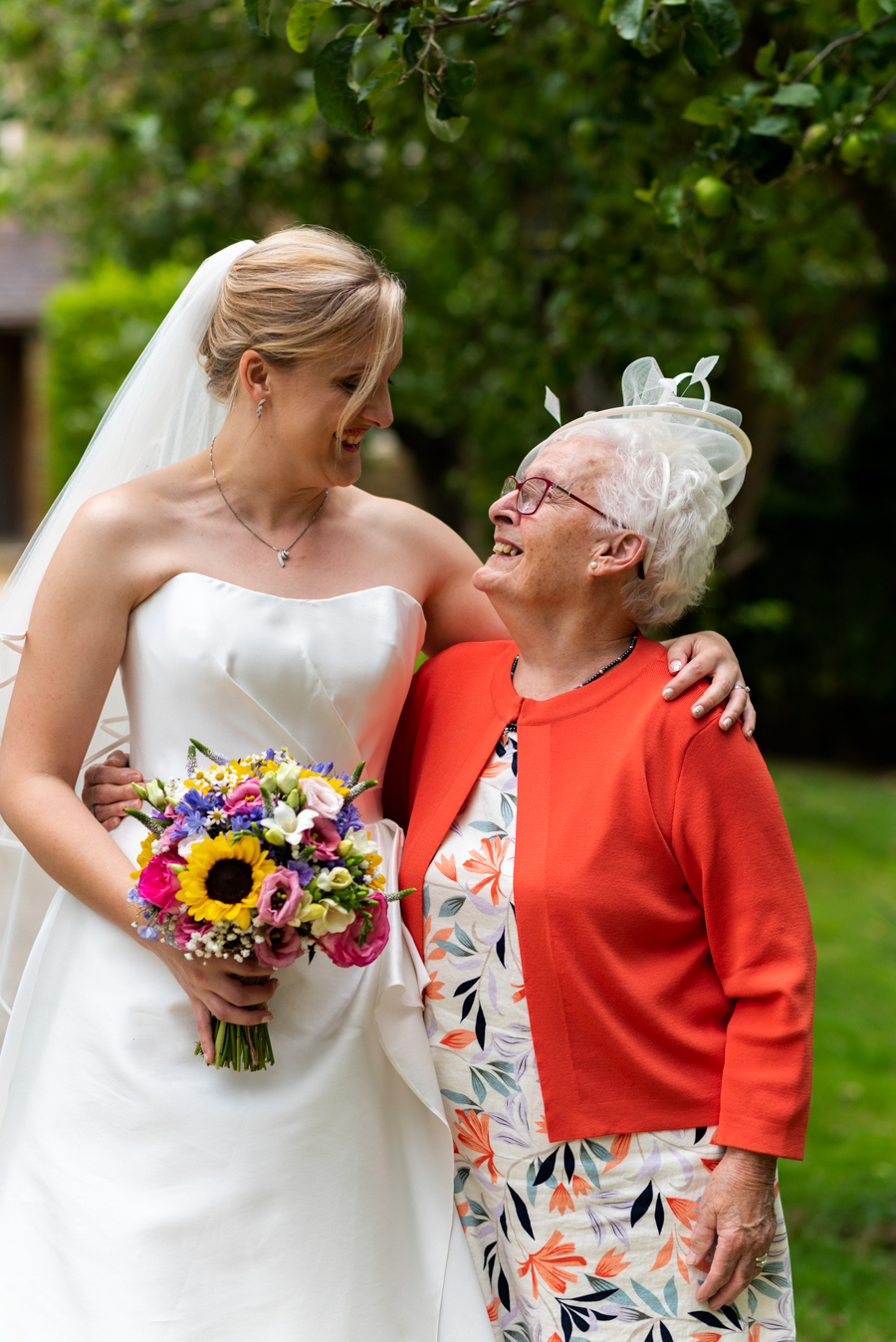 Green and gold for Rebecca & David's Dodmoor House (Daventry) wedding, with Pudding & Plum Photography (26)