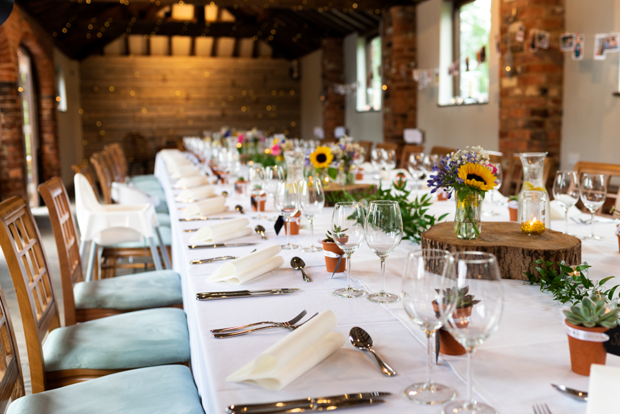 Green and gold for Rebecca & David's Dodmoor House (Daventry) wedding, with Pudding & Plum Photography (31)