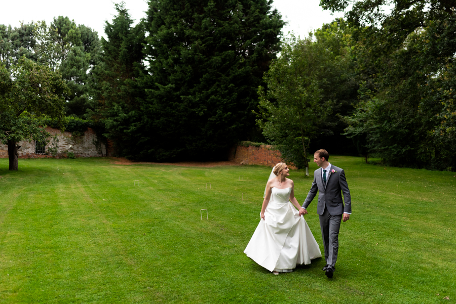 Green and gold for Rebecca & David's Dodmoor House (Daventry) wedding, with Pudding & Plum Photography (37)