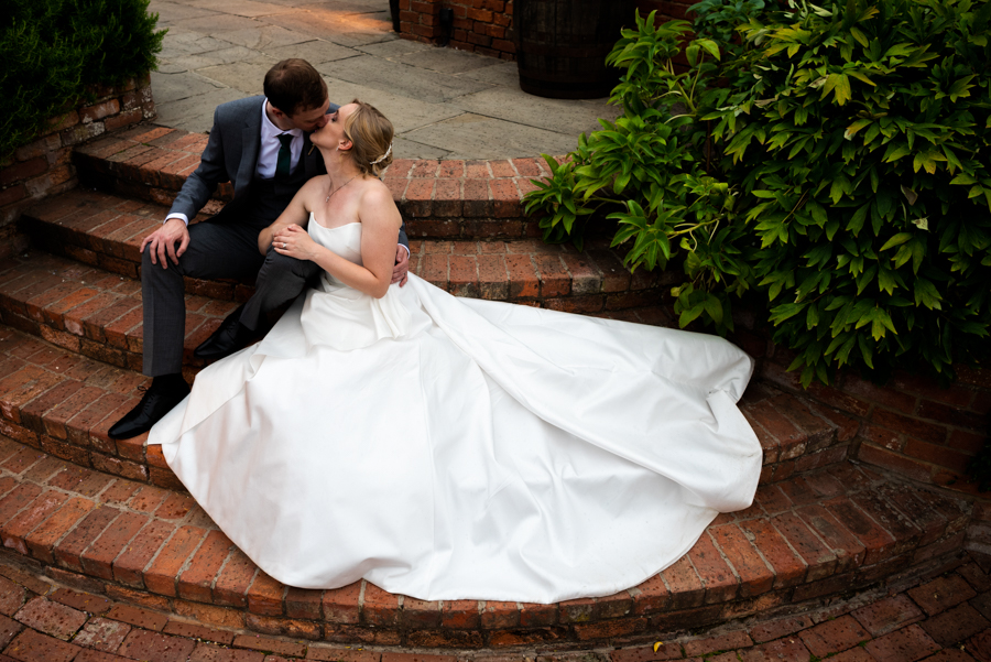 Green and gold for Rebecca & David's Dodmoor House (Daventry) wedding, with Pudding & Plum Photography (41)