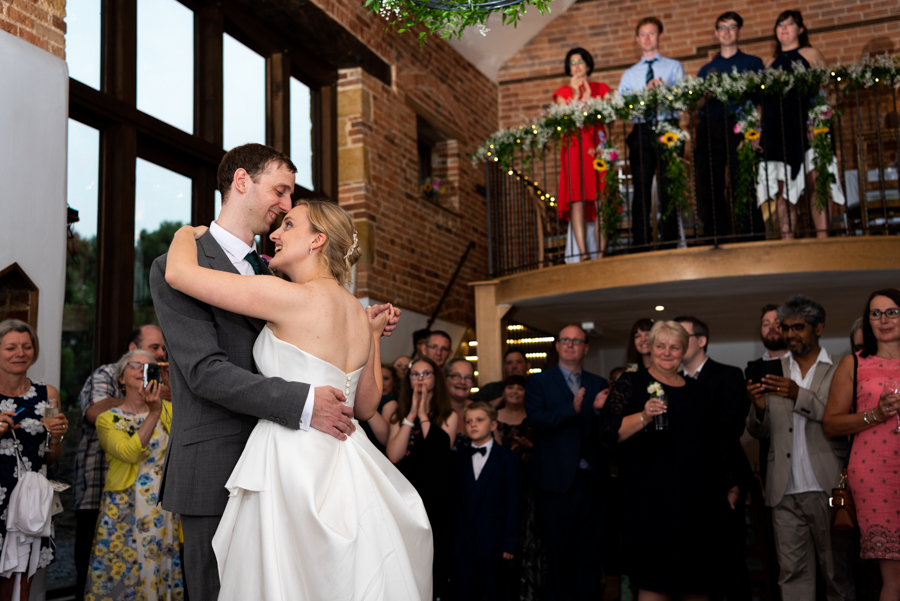 Green and gold for Rebecca & David's Dodmoor House (Daventry) wedding, with Pudding & Plum Photography (42)