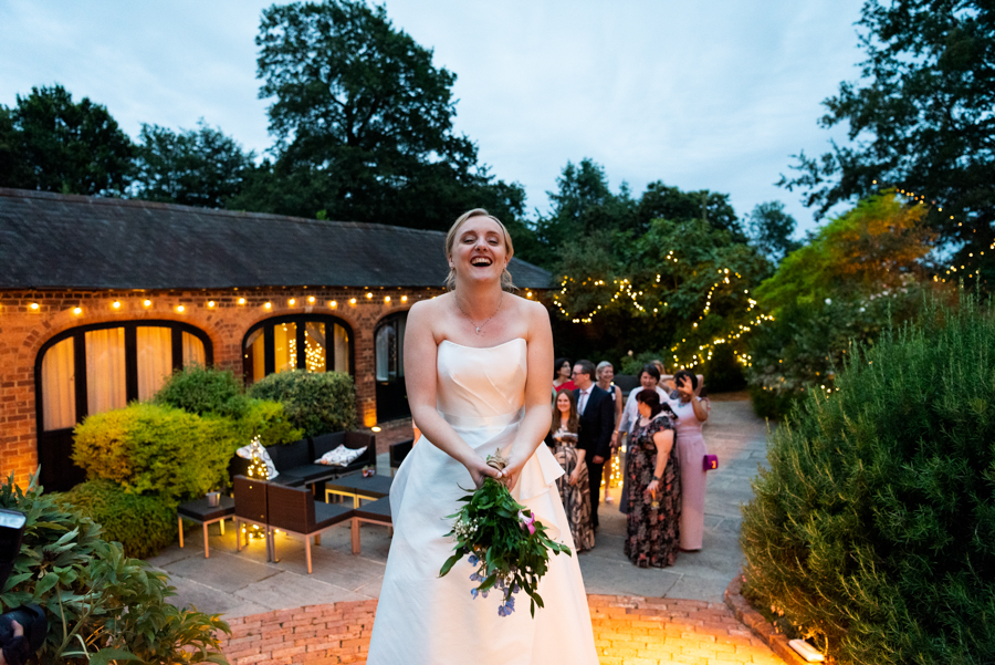 Green and gold for Rebecca & David's Dodmoor House (Daventry) wedding, with Pudding & Plum Photography (47)