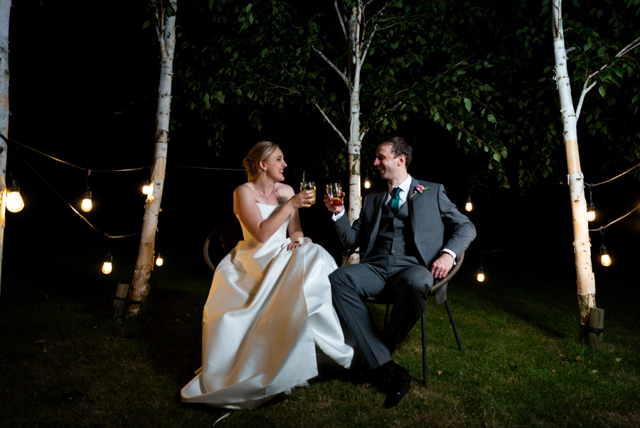 Green and gold for Rebecca & David's Dodmoor House (Daventry) wedding, with Pudding & Plum Photography (49)