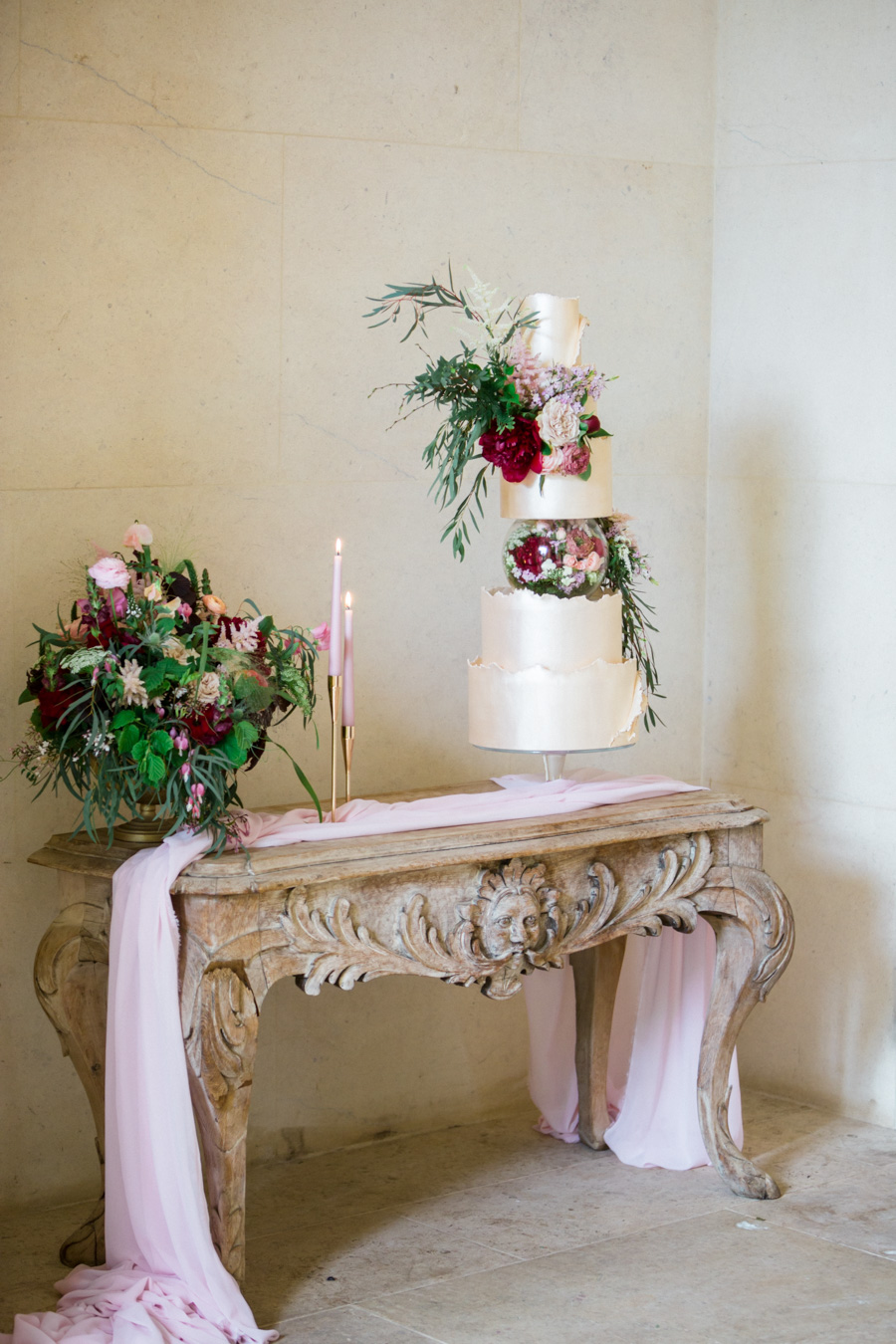 Asian fusion wedding style from Euridge Manor in Wiltshire (9)