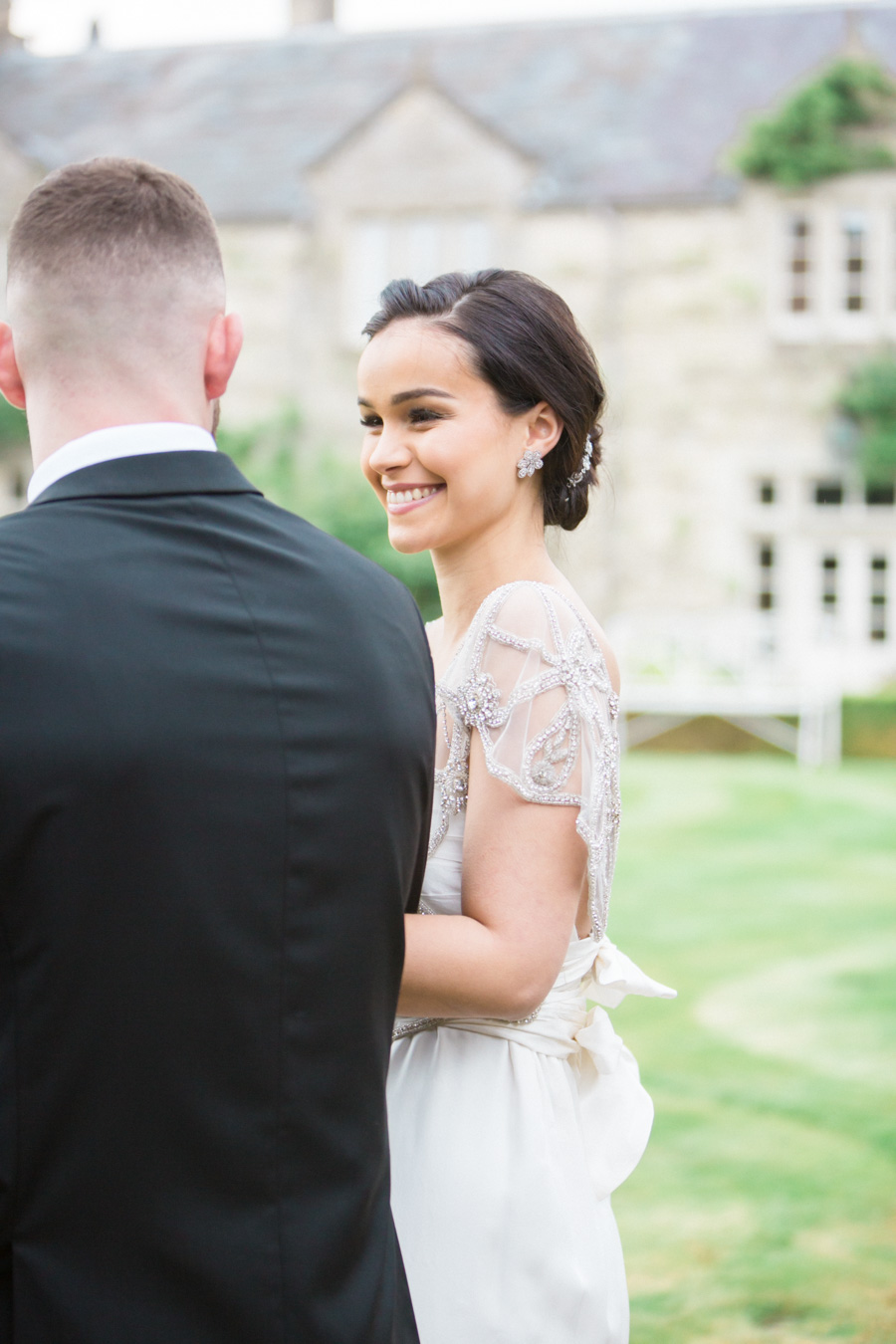 Asian fusion wedding style from Euridge Manor in Wiltshire (16)