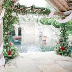 Asian fusion wedding inspiration from Euridge Manor (Wiltshire)