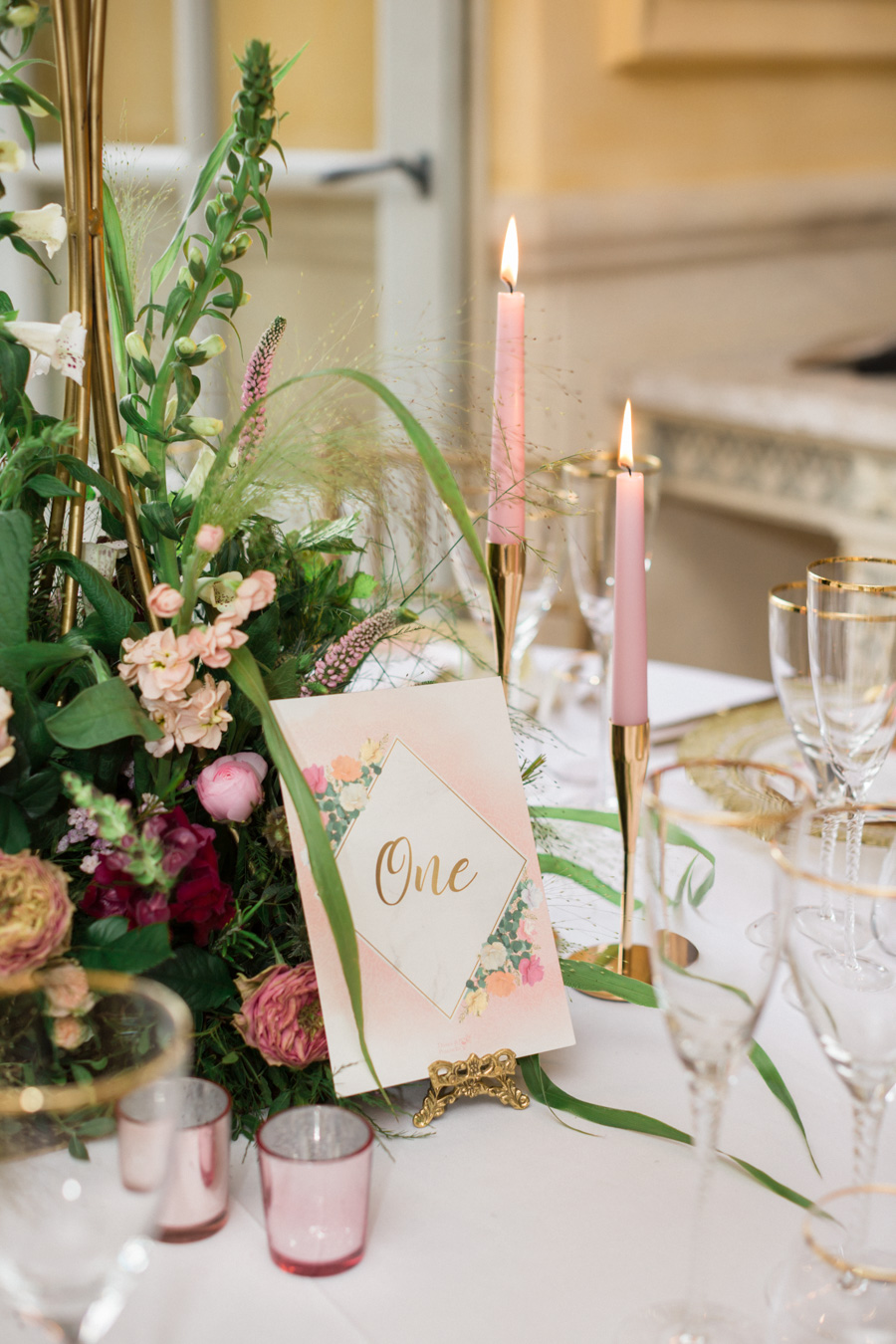 Asian fusion wedding style from Euridge Manor in Wiltshire (42)