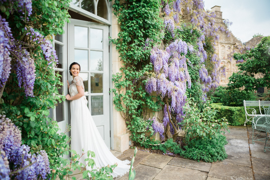 Asian fusion wedding style from Euridge Manor in Wiltshire (43)