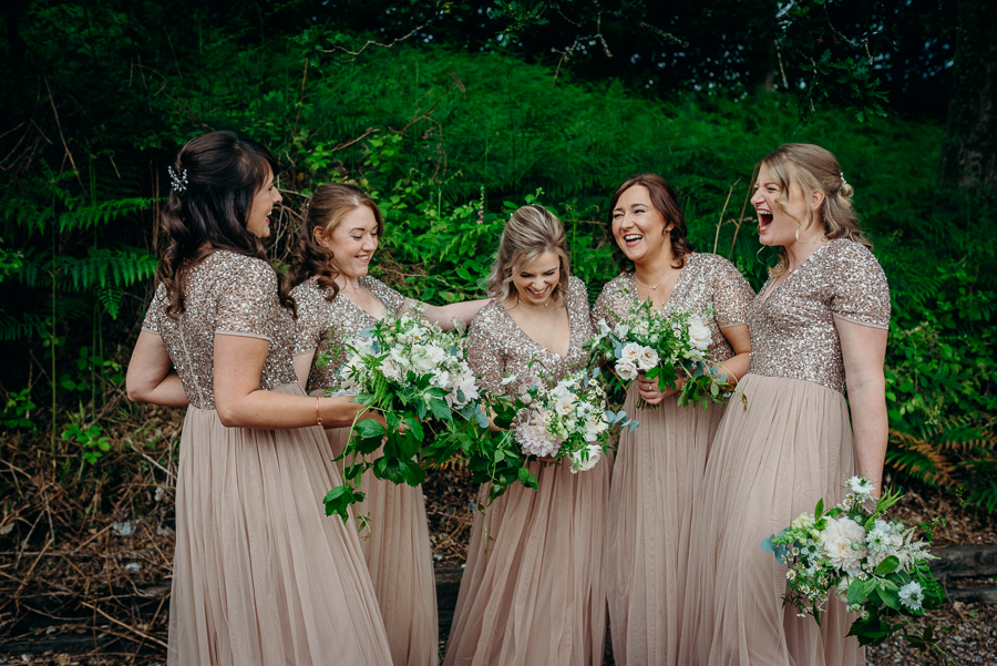 Daisy & Alex's beautiful Lakeview Manor (Devon) wedding, with Clare Kinchin Photography (15)