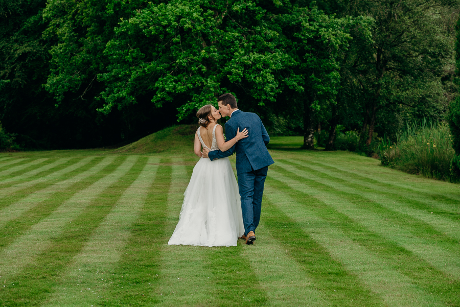 Daisy & Alex's beautiful Lakeview Manor (Devon) wedding, with Clare Kinchin Photography (29)