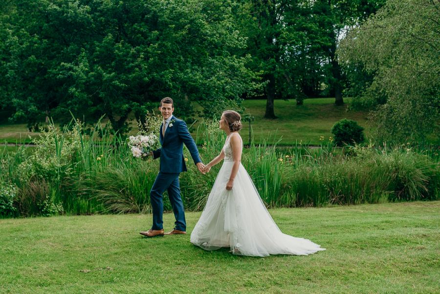 Daisy & Alex's beautiful Lakeview Manor (Devon) wedding, with Clare Kinchin Photography (30)